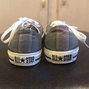Gray Converse All Stars
